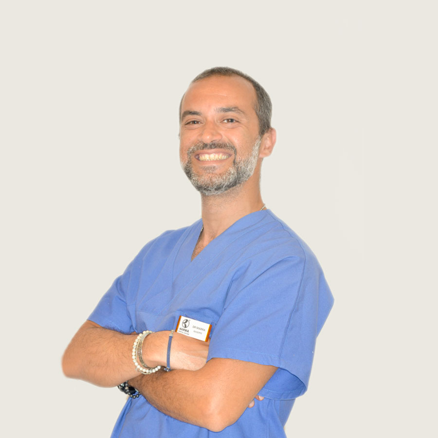 Giuseppe Marra Odontoiatra - Dentista a Fiume Veneto da Karma Medical Center